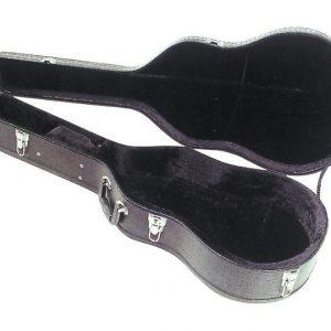 Gewa Gitarrenkoffer FX Holz Jumbo/Jazz 6-saitig