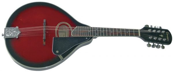 Gewa Folk-Mandoline A-1 Oval Black Cherry