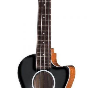 Tenor E-Akustik Ukulele Manoa R-TE-CE-SILVER E-A Tenor