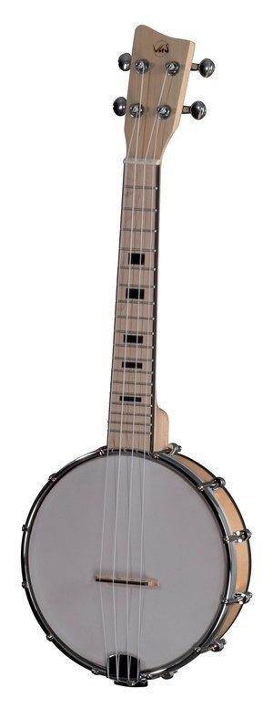 Banjo Ukulele Manoa B-CO-M Banjo Ukulele Concert