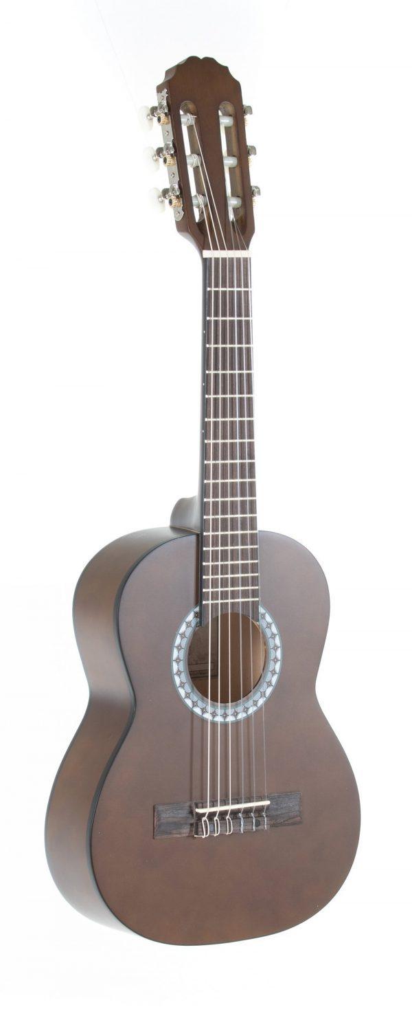 VGS E-Akustik Klassikgitarre Basic 1/4 schwarz