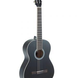VGS E-Akustik Klassikgitarre Basic 4/4 schwarz