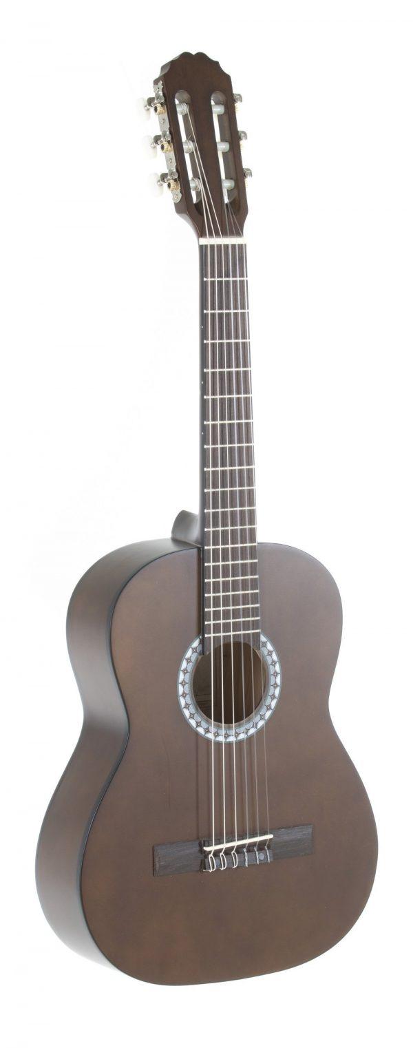 VGS E-Akustik Klassikgitarre Basic 1/2 walnussfarbig