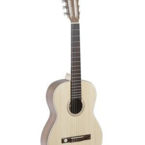 Klassikgitarre Pro Natura Silver 7/8 Groesse Senorita 7/8